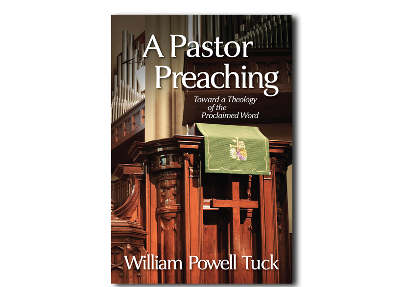 Pastor Preaching, A cover for nf.info